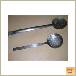 Stainless Steel Boondi Maker