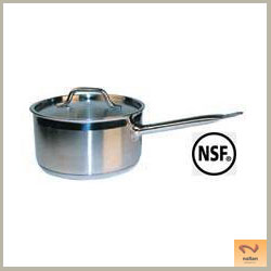 Stainless Steel Sauce Pans